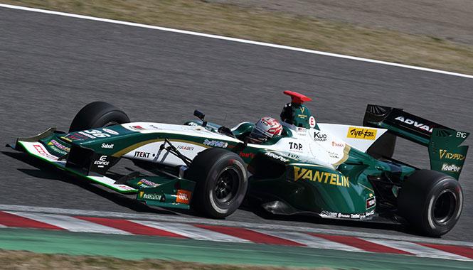 全日本選手権スーパーフォーミュラ レース情報 tom s